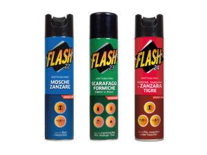 Insetticidi spray 400 ml